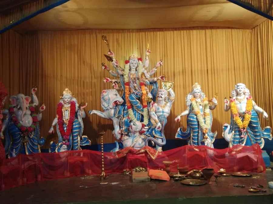 Bashbari Sri Durga Puja Samiti