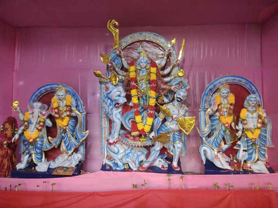 Railway Durga Puja Commiittee