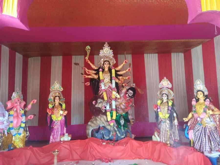 Guijan Ghat Durga Puja