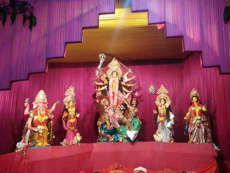Sarbajanik Harijan Durga Puja Commitee