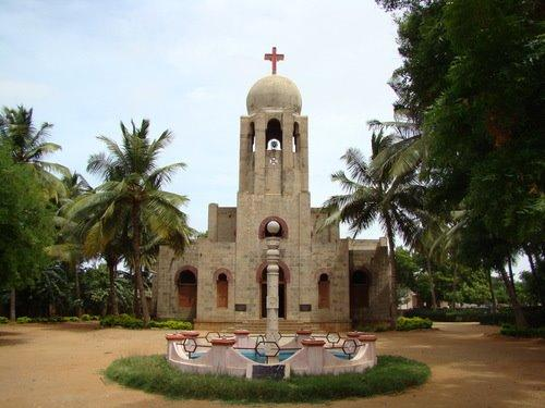 Churches in Tirupur
