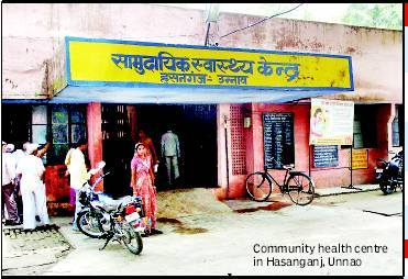 Hospitals in Unnao