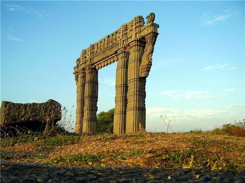 Architecture of Warangal