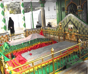 Dargah of Shah Wilayat Sahib Amroha Address