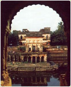 Nawab Bari of Khaja Anwar Berh