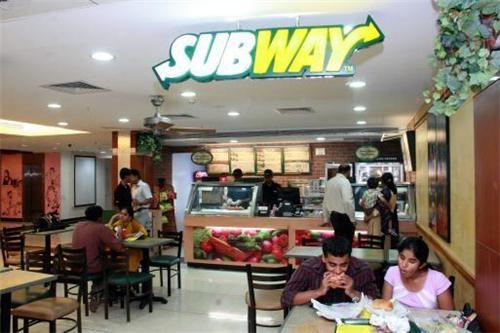 SUBWAY Restaurant Bhopal