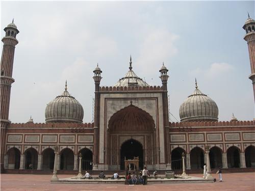 Fatehpur Sikri from Bulandshahr
