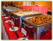 Wedding caterers in Etah