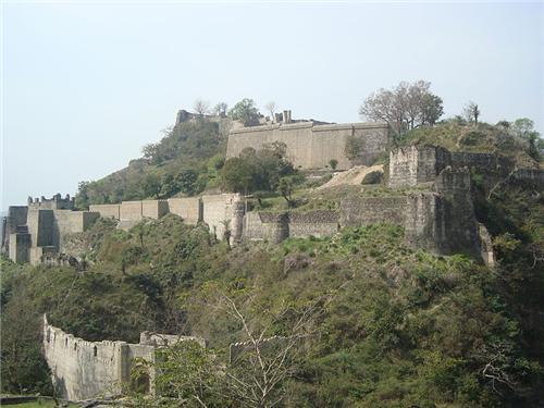 The Fort at Kangra