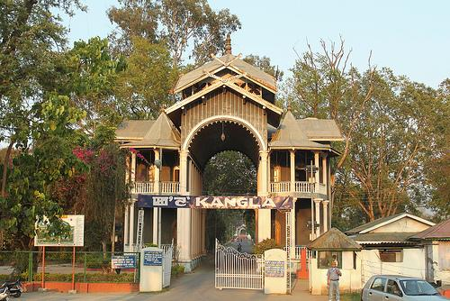 History of Imphal