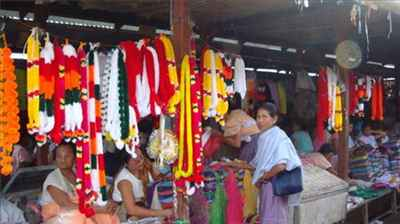 Shopping in Imphal