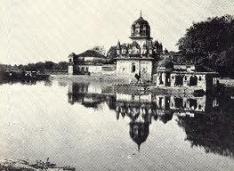 Mahalakshmi temple Jhansi
