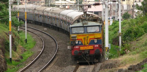 Railways in Karur