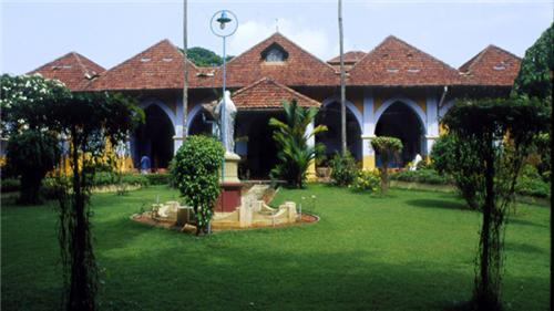 Indo-Portuguese Museum Kochi Location