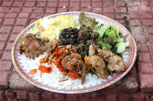 Kohima Cuisine