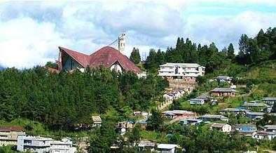 Areas near Kohima