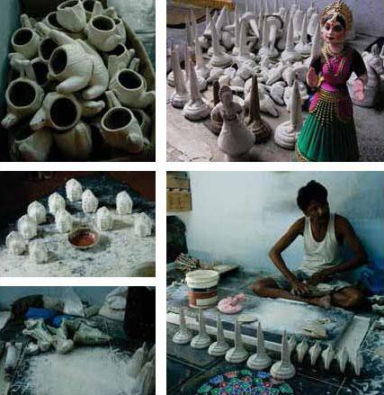 Markets in Thanjavur