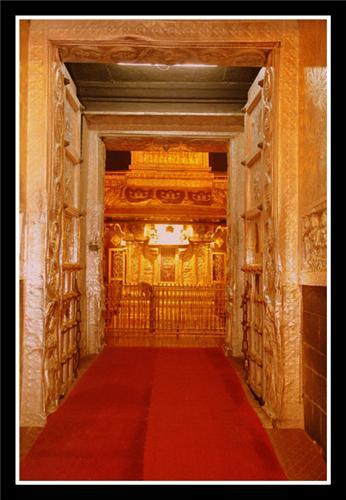 Tirupati-Tirumala Temple of Lord Vishnu and Goddesses Lakshmi