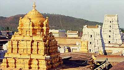 Tirupati-Tirumala temple