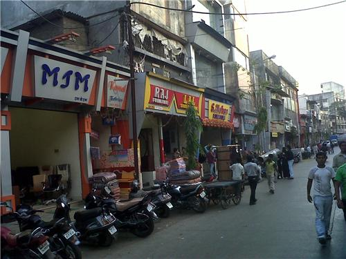 Business and economy in Ulhasnagar