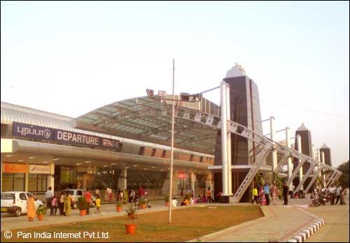 Tiruchirappalli International Airport