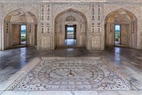 Musamman Burj Agra Shah Jahan