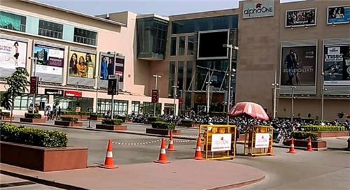 Modern Family Getways AlphaOne Mall in Ahmedabad