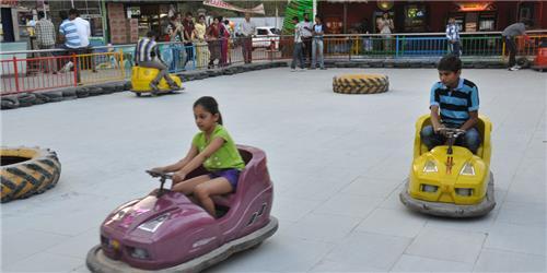 Fun and Enjoyment at Chitibang Fun Park in Ahmedabad