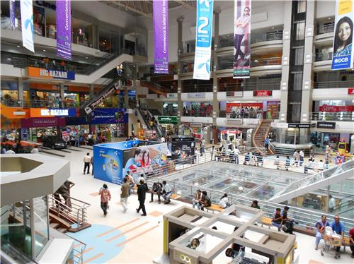 Alluring Sight of Himalaya Mall in Ahmedabad