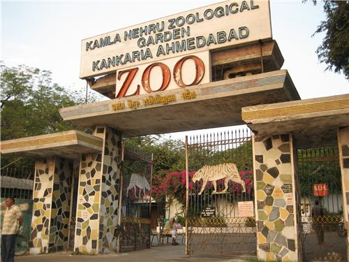 Best Family Getaway Kamala Nehru Zoological Park in Ahmedabad