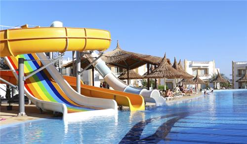 Escape From Heat at Swapna Srusti Water Park in Ahmedabad