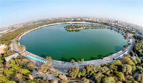 The mega projects that make Ahmedabad a model city