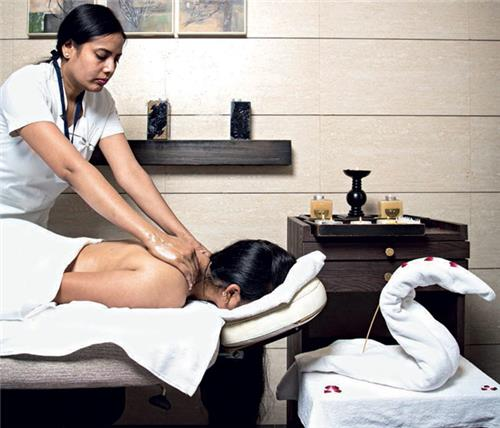 Therapies At Anantaa Wellness Spa in Ahmedabad