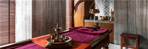 Wonderful Decor of Hotel Hyatt Spa Retreat in Ahmedabad