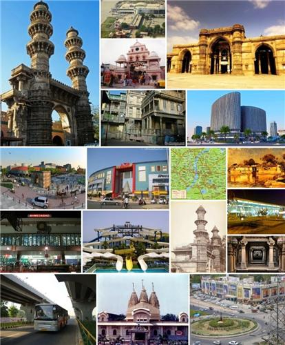 Ahmedabad the model city of India