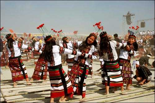 Festivals in Aizawl