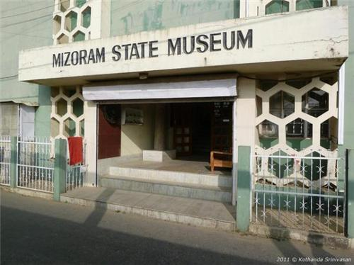 Museums in Aizawl