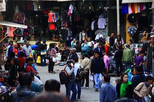 Bara Bazaar Aizawl