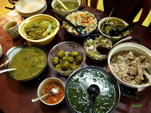 Food in Aizawl