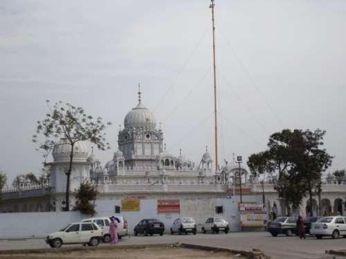 Gurudwara Amb Sahib in Phase 8