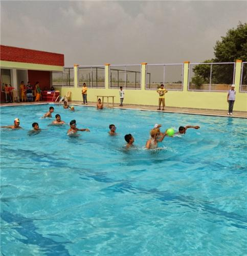 Swimming Classes At a Coaching Centre in Ajitgarh