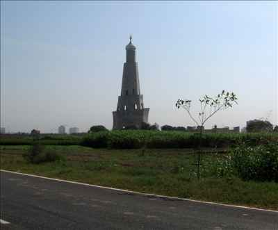 Chappar Chiri Where the Battle of Sirhind Took Place