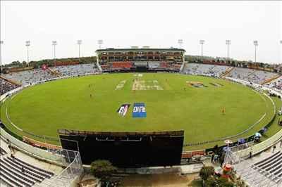 The PCA Stadium in Ajitgarh