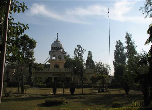 Gurudwara Mata Sundar Kaur in Sector 70