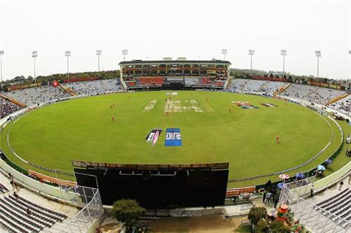 The PCA Stadium in Ajitgarh