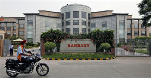 Ranbaxy Laboratories LTD in Phase 8 A