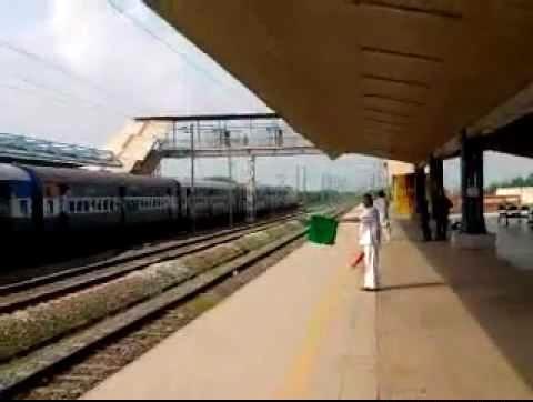 Trains Passing through Ajitgarh Railway Station