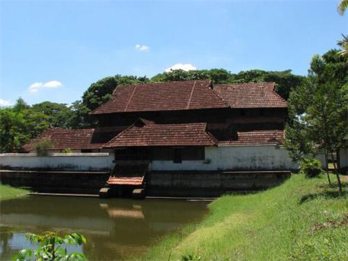 Krishnapuram Palace Address