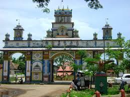 Ambalapuzha Sri Krishna Temple in Alappuzha