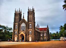 St Andrews Basilica in Alappuzha